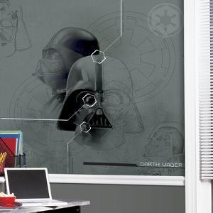 Star Wars Darth Vadar Prepasted Mural