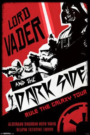Star Wars- Darth Vader Darkside Tour