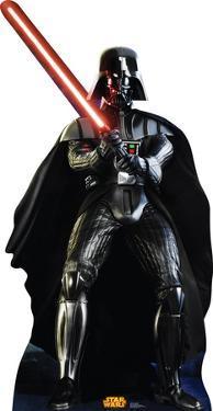 Star Wars - Darth Vader Lifesize Cardboard Cutout