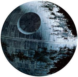 Star Wars Death Star Dome Sign
