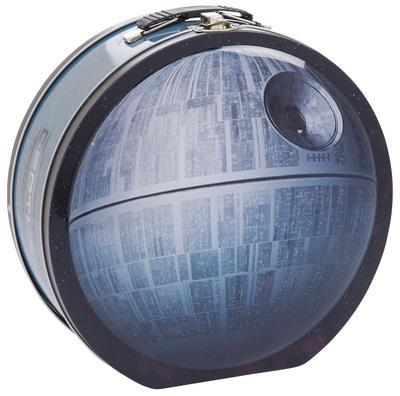 Star Wars - Death Star Shaped Tin Lunch Box