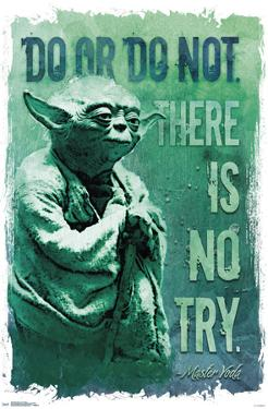 STAR WARS - DO OR DO NOT