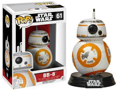 Star Wars: EP7 - BB-8 POP Figure