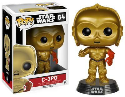 Star Wars: EP7 - C3PO POP Figure