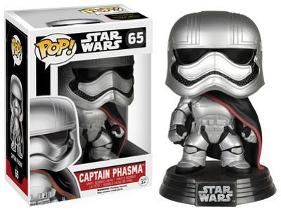 Star Wars: EP7 - Captain Phasma POP Figure