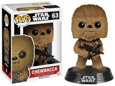 Star Wars: EP7 - Chewbacca POP Figure