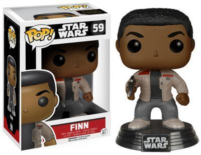 Star Wars: EP7 - Finn POP Figure