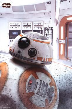 Star Wars - Episode VIII- The Last Jedi - Bb-8