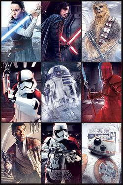 Star Wars: Episode VIII- The Last Jedi -Characters