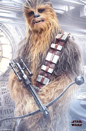 Star Wars - Episode VIII- The Last Jedi - Chewy