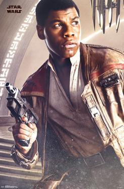 Star Wars - Episode VIII- The Last Jedi - Finn