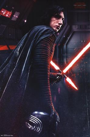 Star Wars - Episode VIII- The Last Jedi - Kylo