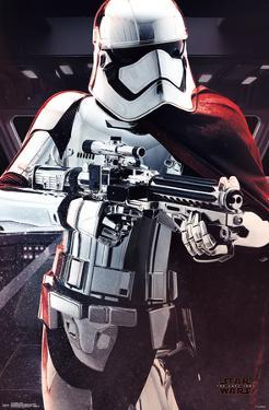 Star Wars - Episode VIII- The Last Jedi- Phasma