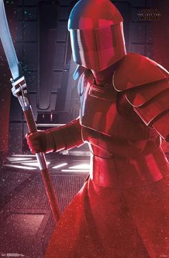 Star Wars - Episode VIII- The Last Jedi- Praetorian Guard