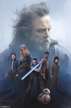 Star Wars - Episode VIII- The Last Jedi - Protect