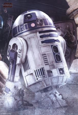 Star Wars: Episode VIII- The Last Jedi -R2-D2 Droid