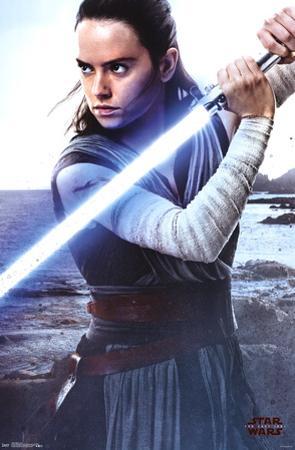 Star Wars - Episode VIII- The Last Jedi - Rey