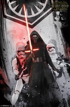 Star Wars Force Awakens - First Order