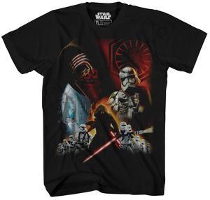 Star Wars Force Awakens- Galactic Rule