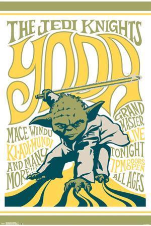Star Wars- Grand Master Yoda