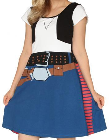 Star Wars- Han Solo Costume Dress