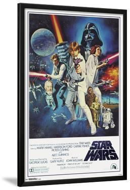 STAR WARS - IV ONE SHEET