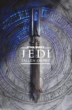Star Wars: Jedi Fallen Order - Broken Handle Key Art