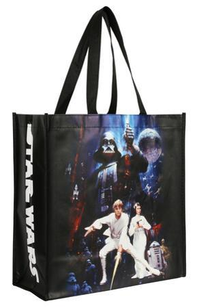 Star Wars Large Recycled Shopper