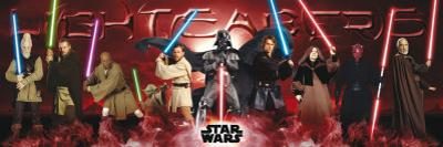 Star Wars-Lightsabers