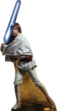 Star Wars - Luke Skywalker Lifesize Cardboard Cutout