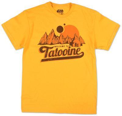 Star Wars - New Tatooine