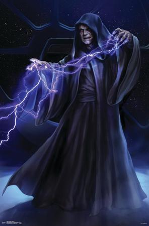 Star Wars- Palpatine Sith Emperor