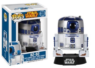 Star Wars - R2-D2 POP Figure