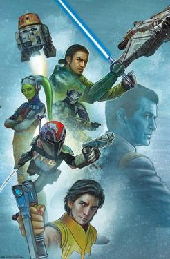 Star Wars: Rebels - Celebration Mural