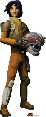 Star Wars Rebels - Ezra Bridger Lifesize Cardboard Cutout