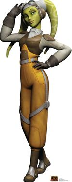 Star Wars Rebels - Hera Syndulla Lifesize Standup