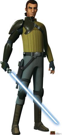Star Wars Rebels - Kanan Jarrus Lifesize Standup