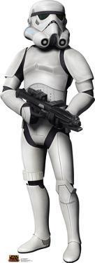 Star Wars Rebels - Stormtrooper Lifesize Cardboard Cutout