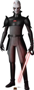 Star Wars Rebels - The Inquisitor Lifesize Cardboard Cutout
