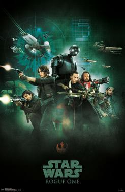 Star Wars: Rogue One- Alliance Strike Force