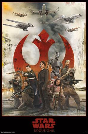 Star Wars: Rogue One- Assembled for Action