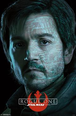 Star Wars: Rogue One- Cassian Circuit Profile
