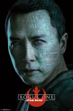 Star Wars: Rogue One- Chirrut Circuit Profile