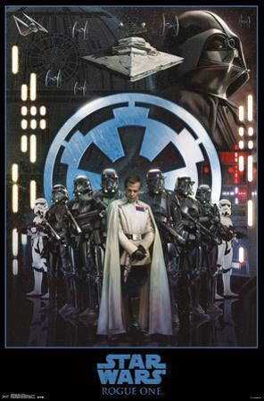 Star Wars: Rogue One- Empire In Command