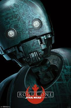 Star Wars: Rogue One- K-2S0 Circuit Profile