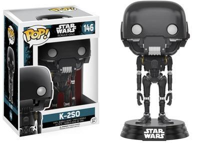 Star Wars Rogue One - K-2SO POP Figure