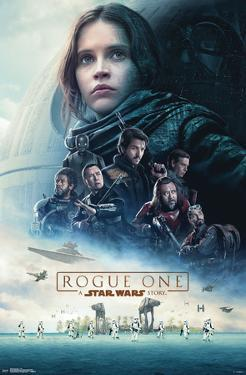 Star Wars: Rogue One - One Sheet