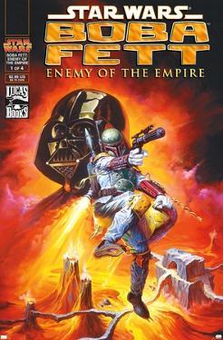 Star Wars: Saga - Boba Fett - Empire