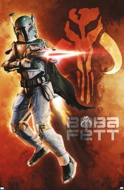 Star Wars: Saga - Boba Fett - Mythosaur Skull