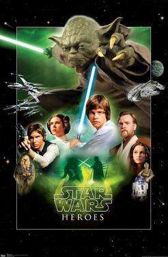 Star Wars: Saga - Heroes